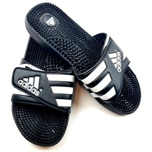 Mens Adidas Slip On Slides Size 13